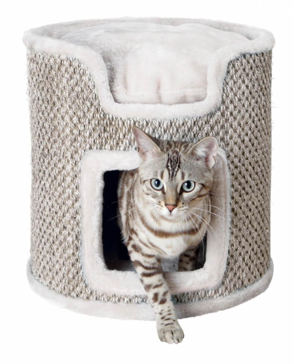 arbre chat pas cher design ou geant. Black Bedroom Furniture Sets. Home Design Ideas