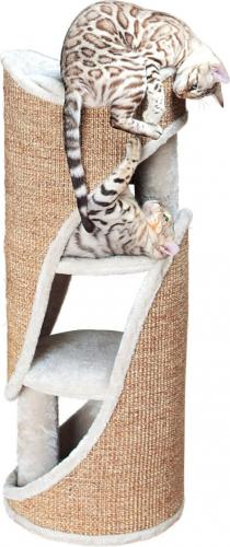 arbre chat tour griffer cat tower jasone 98cm arbre chat. Black Bedroom Furniture Sets. Home Design Ideas