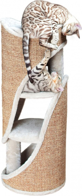Arbre à chat tour à griffer Cat Tower Jasone - 98cm