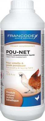 POU-NET POUR VOLAILLE 250ml/FRANCODEX