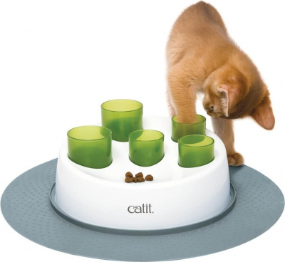 Tubos para pienso Cat It Senses 2.0 Digger