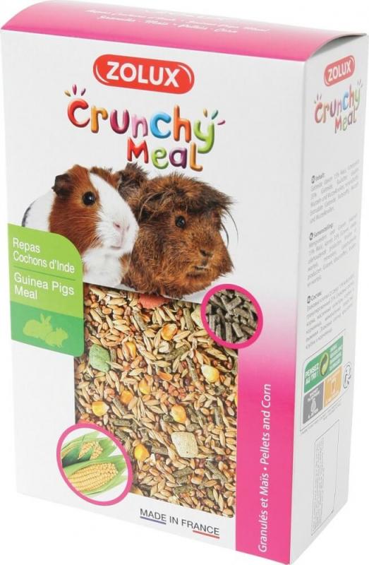 Crunchy Meal repas complet pour cochons d'Inde