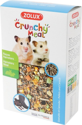 Crunchy Meal repas complet pour hamsters