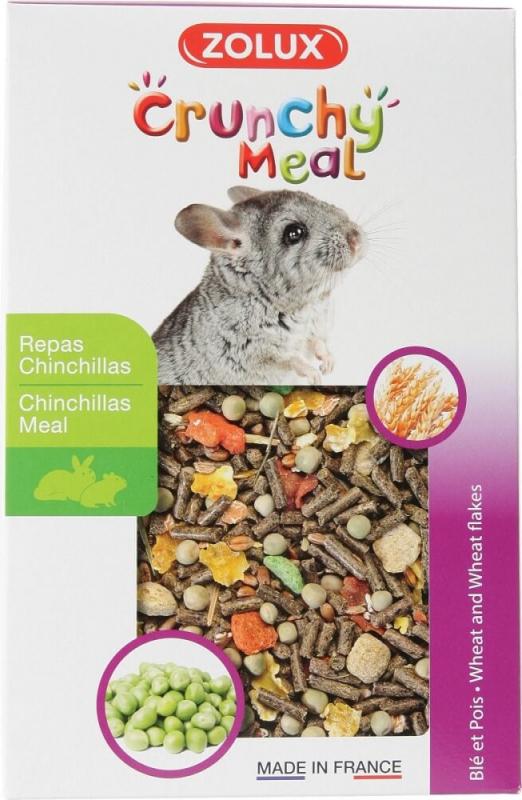 Crunchy Meal repas complet pour chinchillas