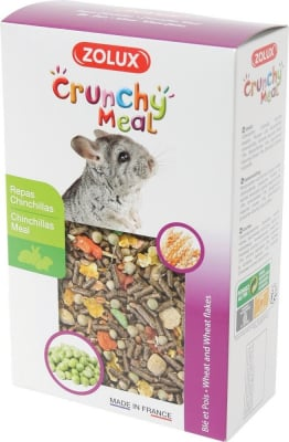 Crunchy Meal repas complet pour chinchillas