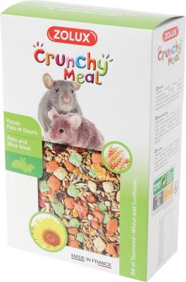 Crunchy Meal repas complet pour  rats et souris