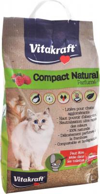 Compact Natural prafumiertes Streu für Katzen