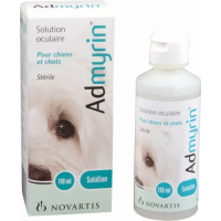 ADMYRIN solution oculaire chiens et chats