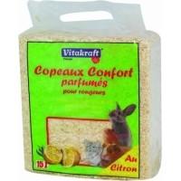 Streu mit Zitronenduft für Kleintiere 15L