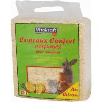 Copeaux Parfum citron pour rongeurs 15 L