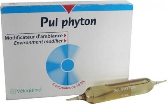 PUL PHYTON modificateur d'ambiance respiratoire