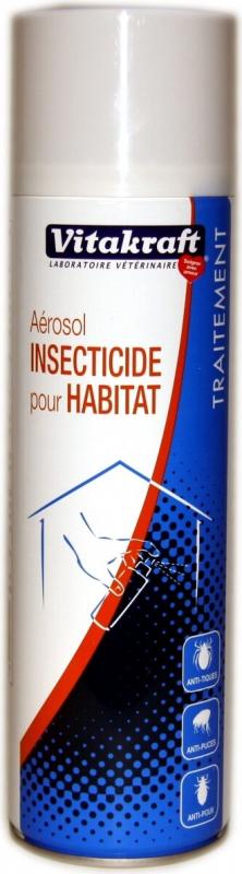 Aérosol Insecticide pour l'habitat VITAKRAFT