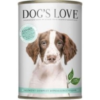 Pâtée DOG'S LOVE hypoallergénique 400g