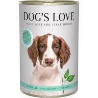 Pâtée DOG'S LOVE hypoallergénique 400g