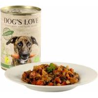 Pâtée DOG'S LOVE Bio-Greens 100% légumes BIO