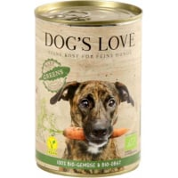 DOG'S LOVE Bio-Greens 100% Organic Greens (1)