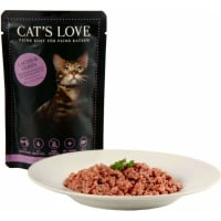Wet Food CAT'S LOVE Adulte 85g
