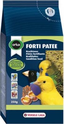 Ortux Forti Paté fortificante pájaros