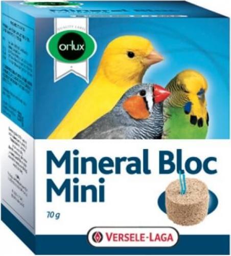 ORLUX bloco mineral Mini