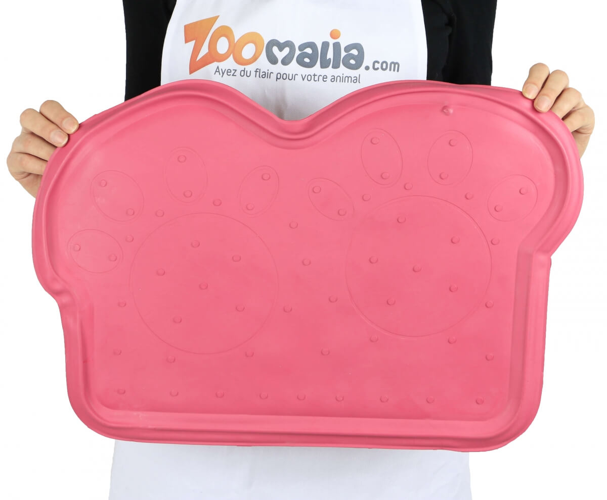 Set de gamelle rose ZOLIA TOASTER_2