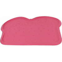 Tischset in rosa TOASTER