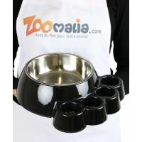 Gamelle pour chien patte ZOLIA PAYA - Noir (3)