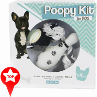 POOPY KIT for Dog Gamelle et Jouets pour chien