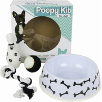 POOPY KIT for Dog Gamelle et Jouets pour chien  (3)