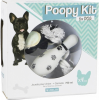 POOPY KIT for Dog Gamelle et Jouets pour chien  (2)