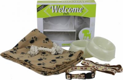 Kit de bienvenue pour chien WELCOME Pack