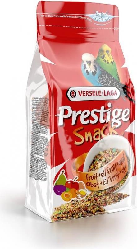 Prestige Snack periquitos ondulados