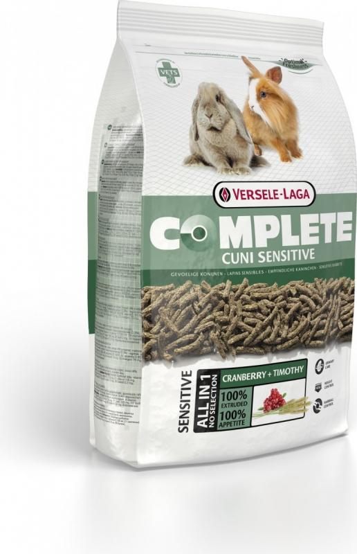 Versele Laga Complete Cuni Sensitive pour lapins sensibles