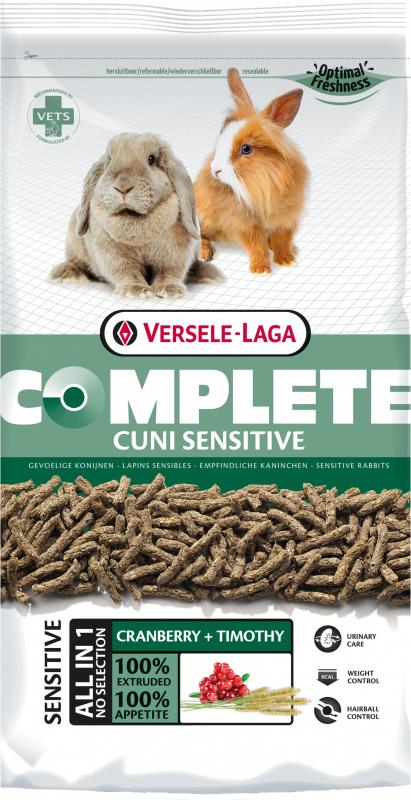 Versele Laga Complete Cuni Sensitive für empfindliche Kaninchen
