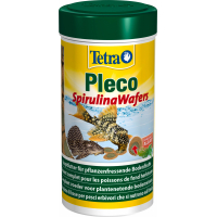 Tetra Pleco Multi Wafer Aliment enrichi en spiruline