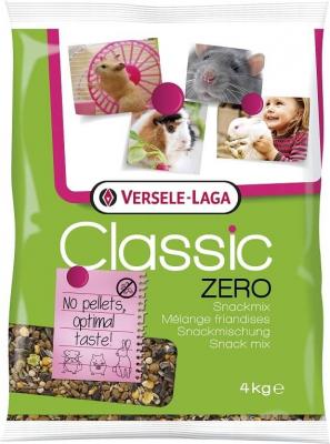Classic Zero mélande de friandises pour rongeurs et lapins