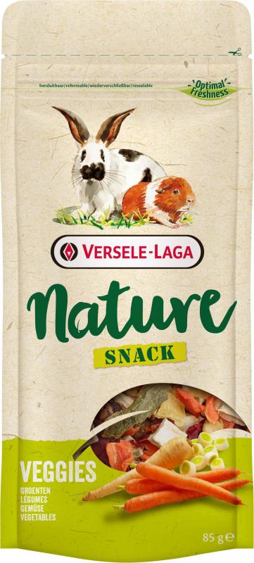 Versele Laga Nature Snack Veggies pour lapin et rongeurs