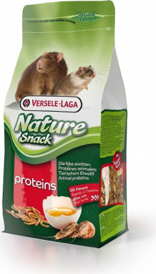 Nature snacks Proteins