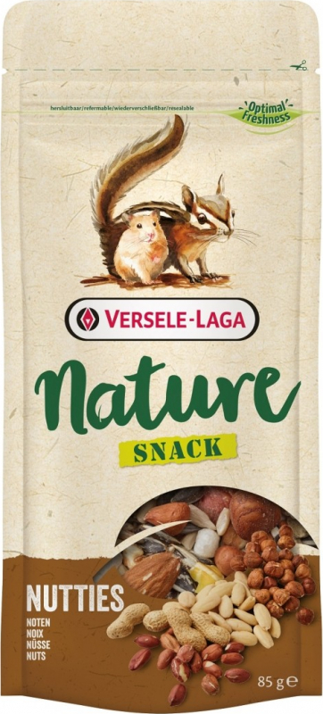 Versele Laga Nature Snack Nutties pour rongeur omnivore