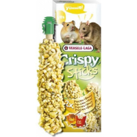 Crispy Sticks Popcorn & Honig für Hamster und Ratten