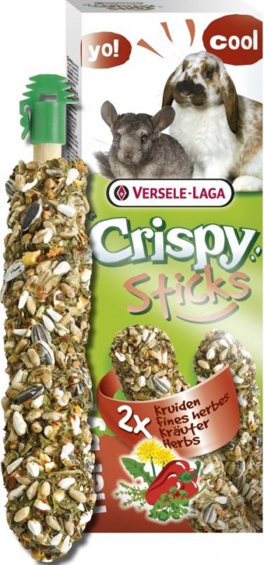 Versele Crispy Sticks pour Lapins et Chinchillas