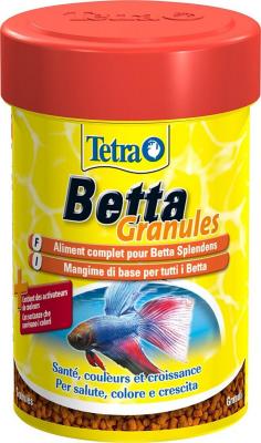 Tetra Betta granulés pour combattant