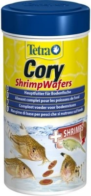 Tetra Cory Shrimp Wafers pour Corydoras