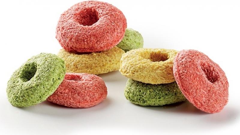 Versele Laga Crispy Crunchies pour lapins et rongeurs