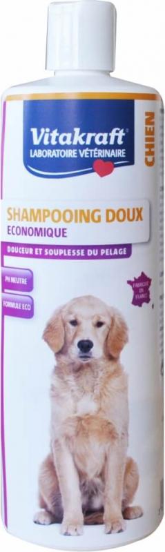 Shampoing Doux économique Chien