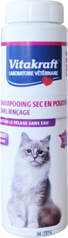 Shampoing Sans Rinçage Chat Parfum Pomme