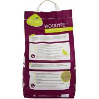 Litière agglomérante pour chat et rongeurs WOODYPET (3)