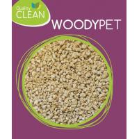 Litière agglomérante pour chat et rongeurs WOODYPET (2)