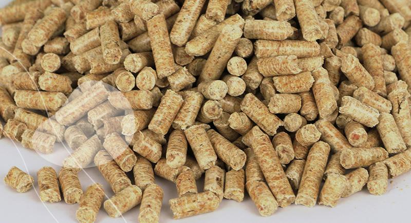 litière granulés bois purelys naturel