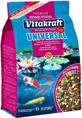 Pond Food Universal im Frischebeutel