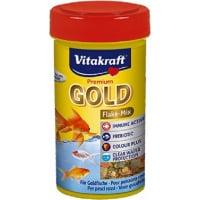 Premium Gold Flockenfutter für Goldfische